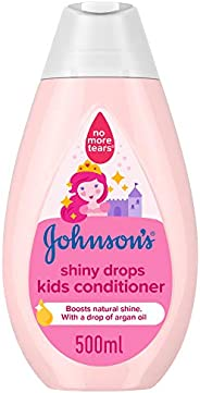 JOHNSON'S Kids Conditioner - Shiny Drops, 500ml