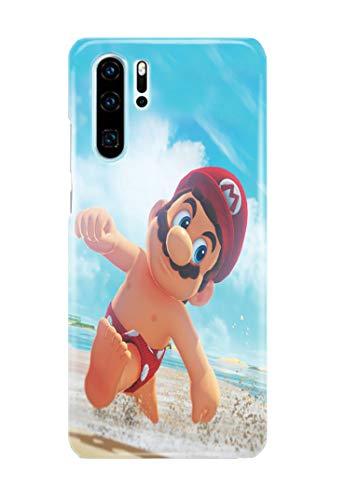 Case Me Up Handy Hülle für Huawei P30 PRO Super Mario Bros Luigi Old School Game 15 Designs