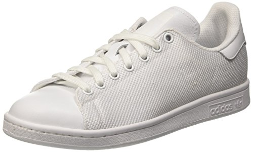adidas Stan Smith, Baskets Basses Homme Blanc (Ftwr White/Ftwr White/Ftwr White)