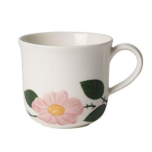 Villeroy & Boch 10-4236-1240 café, Porcelaine, Weiß, Tasse pour Le Petit-déjeuner