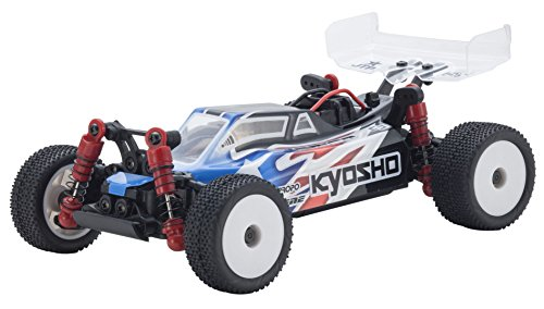 Kyosho Mini-Z Buggy S LAZER ZX-6 Jared Tebo MB010S Readyset