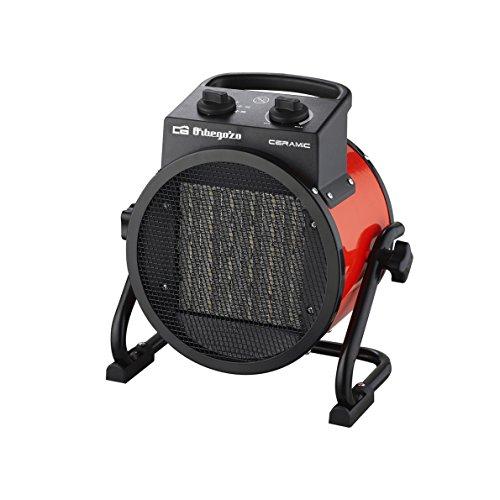 Orbegozo FHR 3050 Calefactor Cerámico Profesional con 2 Potencias de Calor, 3000...