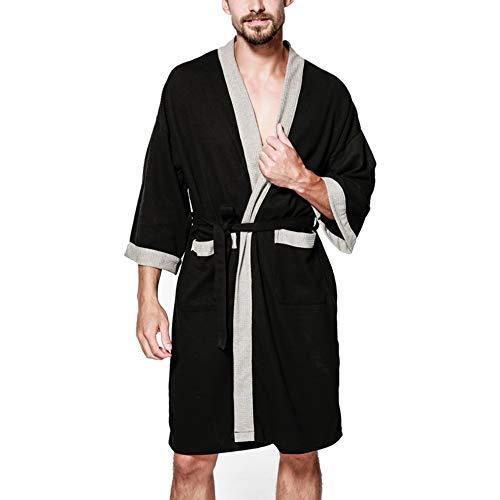 Karl Aiken-Albornoz Bata Ropa Noche Kimono Sauna