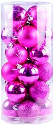 Black Temptation Décorations de Noël-Noël Merveilleux Cadeau de Noël Noël Noël / soirée Bal 6 CM Rose B06XKB23VQ f99731