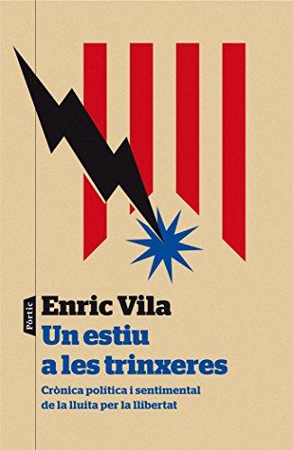 Enric Vila escriu una crònica política i sentimental que neix al voltant la consulta del 9N i que és una radiografia del procés d'independència de Catalunya.