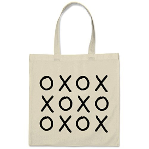 JET Print Funny Designed Canvas Shopping Bags - Tote Cloth Bag - Shoulder  and Hand Size (X-O-X)