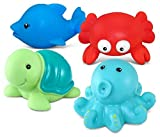 Puzzled Bath Buddies Collection - red cr...