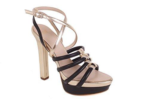 Versace Femmes Pompes Highheels sandales à lanières