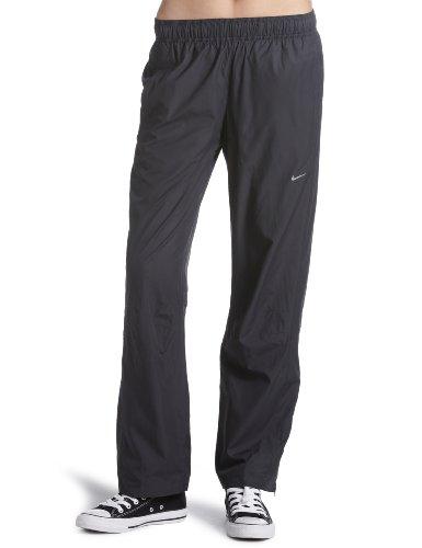 Nike Snekaers Uomo Classic Cortez Leather, Nero Pelle con Baffo Bianco, Nuova Collezione Autunno Inverno 2017/2018 negro