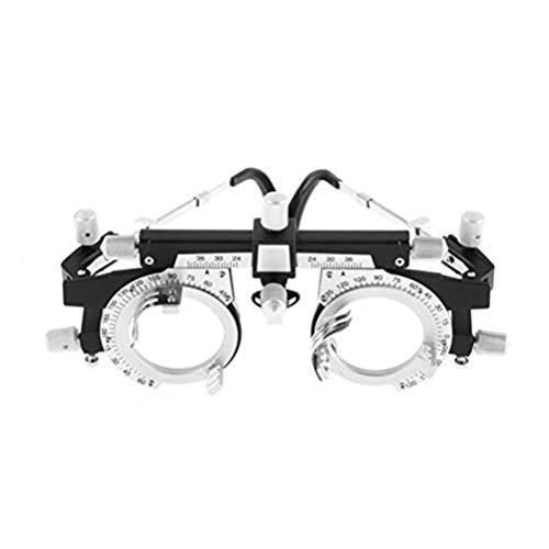 verstellbar Eye Optometrie Metall Rahmen Optische Optiker Trial Objektiv Rahmen