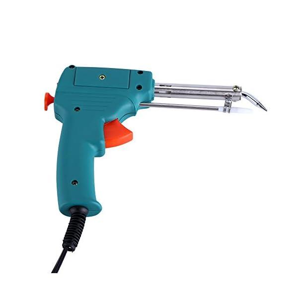 Yosoo 220V 60W Pistola de Soldadura de Estaño para Una Mano, Electrónico