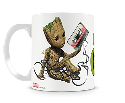 axy Vol. 2 - Keramik Tasse - Groot - Get You Groot On - Geschenkbox (Galaxy Wars Kostüme)