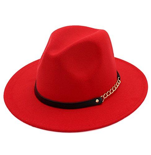 doublebulls hats Women Girls Fashion Spring Autumn Winter Retro Jazz Hat Trilby Hats Felt Cap