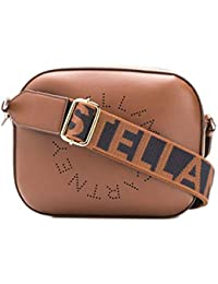 4aea26218ee7f Stella Mccartney Women s 557907W99237773 Brown Polyurethane Shoulder Bag