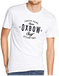 Tee Shirt MC Tral Blanc - Oxbow