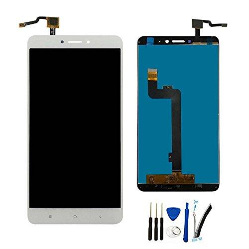 SOMEFUN Pantalla Táctil LCD de Digitalización Asamblea Pantalla de Recambio para Xiaomi MAX 2 / Mi MAX 2 / Max2 6.44 Inch