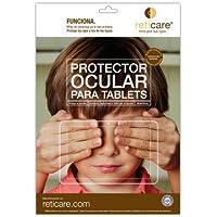 Reticare 352T-9607-B - Protector de ojos compatible con Apple iPad Air blanco, intensive