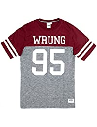 T-shirt Wrung Beast rouge bordeaux