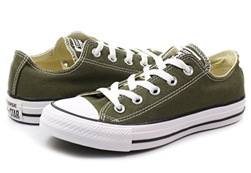 Converse Chuck Taylor All Star C151195, Baskets Basses Mixte Adulte green