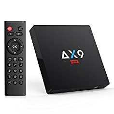 TICTID Android TV Box AX9...