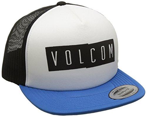 6d01780a7ff Volcom Stack Chees Hat Trucker Cap Baseballmütze Snapback Blau Schildmütze