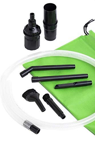 Vakuum-zubehör-kit (Green Label Micro Vakuum Zubehör Kit für Shark nv752Rotator Powered Lift truepet Handstaubsauger)