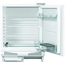Gorenje RIU 6092 AW Unterbaufähiger Kühlschrank / A++ / Höhe 82 cm / Kühlen: 143 L / weiß