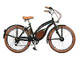 Green Moving Bicicletta elettrica Vintage E-Cruiser Woman