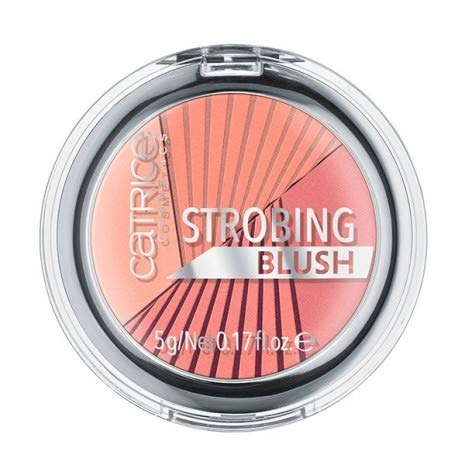 Catrice Teint Blush Strobing Blush N ° 010 Mrs. Summer Peach 4 g