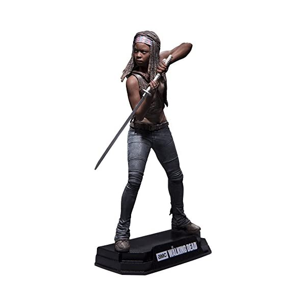 The Walking Dead TV Version Figura Michonne 18 cm 1