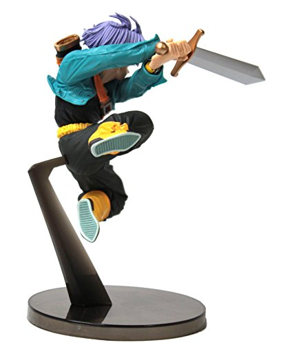 "Banpresto Dragon Ball Z Scultures Figure 49090 4"" Future Trunks Action Figure 5"