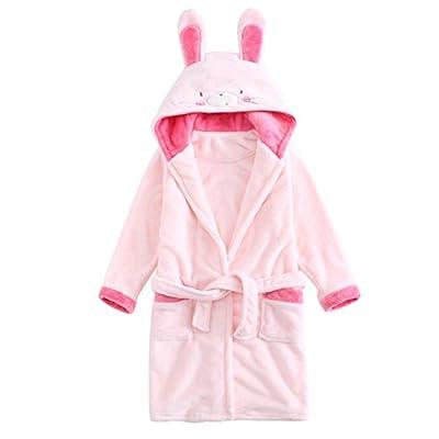 Bebé Albornoz con Capucha Niños Niñas Pijama Ropa de Dormir, Ideal para regalos