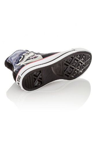 Converse - Chuck Taylor All Star Gorill Hi, Sneaker Uomo Nero (Gorillaz Black)