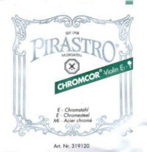 CUERDA VIOLIN - Pirastro (Chromcor 319140) (Cromo) 1ª Bola Medium Violin 3/4 y 1/2