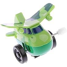 Gazechimp Juguete de Ventile Plano Modelo de Avión Regalos de Colección para Niño