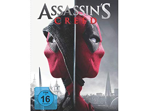 Assassins Creed - Exklusiv Limited Deadpool Schuber Edition - Blu-ray