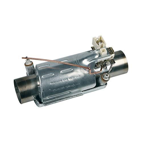 Heizelement für Geschirrspüler 1800 Watt 230 Volt 2 x 6,3 mm AMP Beko 1888150100