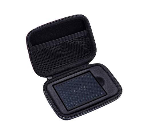 Yuhtech 2 in 1 Reisetasche für Samsung T3 / Samsung T5 Tragbare SSD 250 GB 500 GB 1 TB 2 TB + Silikon Abdeckung für Samsung T3 / Samsung T5