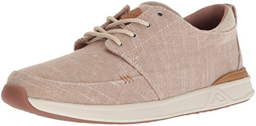 ReefREEF ROVER LOW TX - Reef Rover Chaussures basses Tx homme Khaki Linen