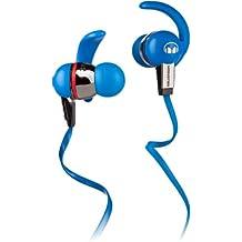 Monster Isport Immersion In-Ear - Auriculares de clip (control remoto integrado, reducción de ruido)