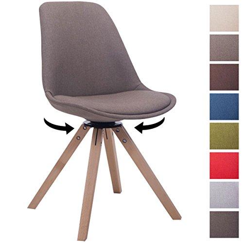 clp-design-retro-stuhl-troyes-holzgestell-natura-square-stoff-sitz-gepolstert-drehbar-taupe