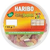 Haribo Tangfastics Sour Jelly Sweets Full Tub