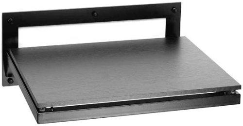 Pro-Ject 3861Wallmount 1, estante para tocadiscos, negro