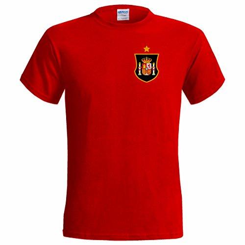 England Badge Design T Shirt World Football Unofficial