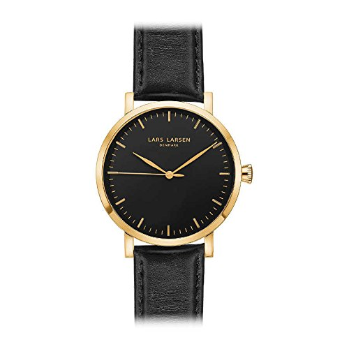 Lars Larsen Mens Watch 143GBBLL