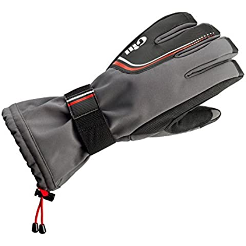 Gill Helmsman ASH 7803 - Guantes impermeables gris Talla:mediano
