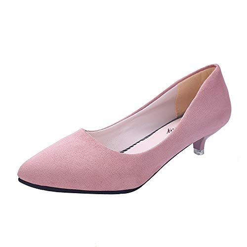 Celucke Sandalette Damen celucke damen pumps 0416 high top rosa 5 uk