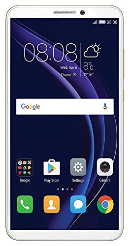 Surya Tashan TS-444 4G Smartphone with 5.7-inch Display and 5 Mpix/2 Mp HD Camera (Gold, 16 GB Internal Memory, 2 GB RAM)