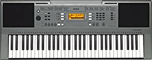 Yamaha pSR e353/set iII avec fonction support, banc et écouteurs -
