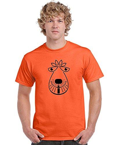 Space Hopper 1970's Retro Design T Shirt (Medium 38-40